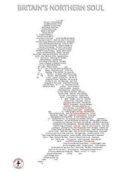 """Britain's Northern Soul 1"" - Signed Limited Edition Print, 250 copies commissioned"