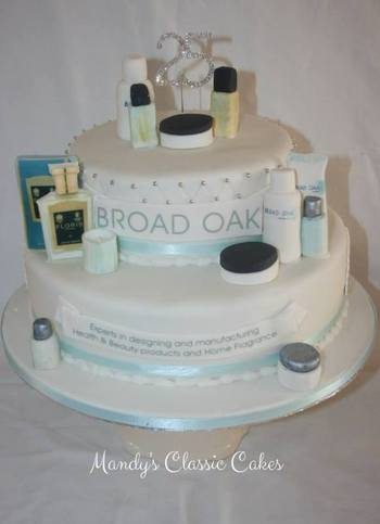 Broad Oak Corporate Cake