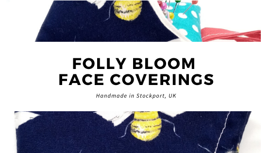 Folly Bloom. bee masks