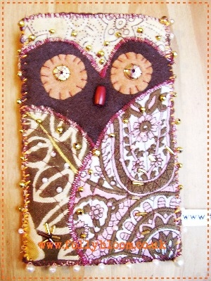 Brown Owl Cosy