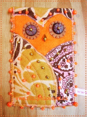 Orange Owl Cosy
