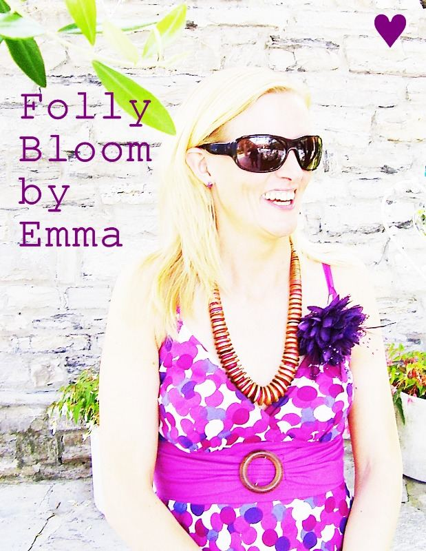 Folly Bloom is Emma. x