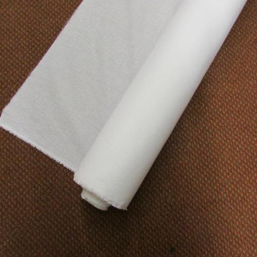 White Cotton Iron on  Interfacing