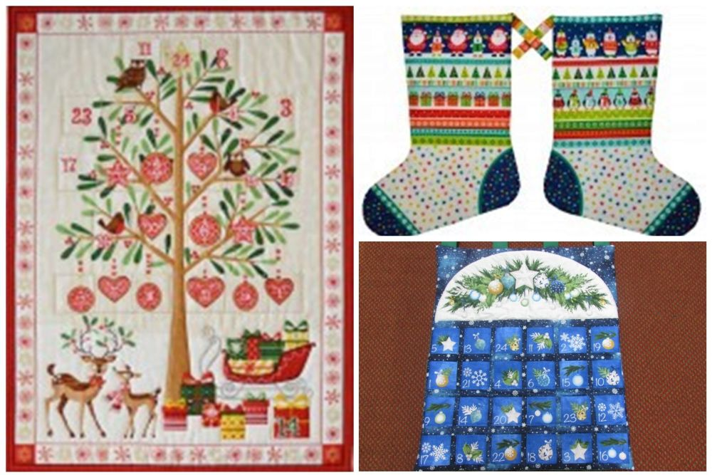 Chritmas fabrics