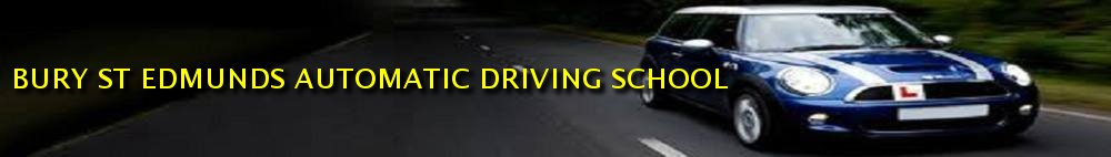 Bury St Edmunds Driving Lessons, site logo.