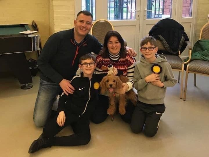 Puppy training for the whole family