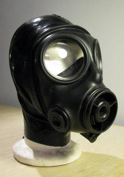 S10 Gas Mask Hood