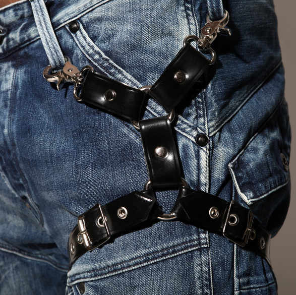 Leg harness (2)