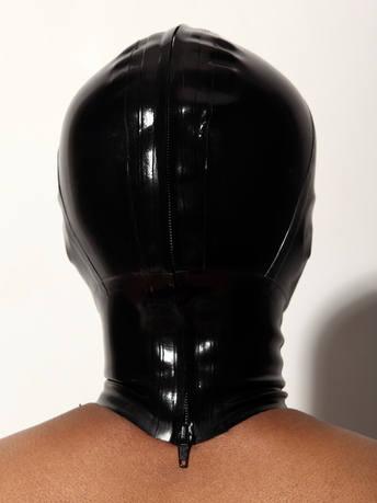 Panelled Hood - back