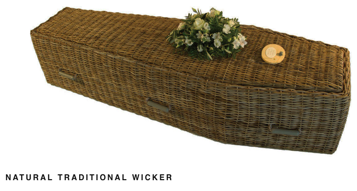 Natural Taditional Wicker