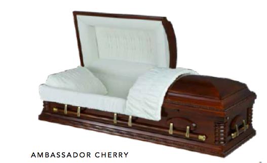 Ambassador Cherry