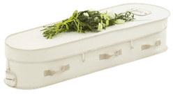 Wool-coffin