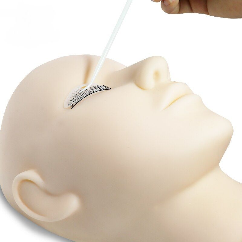 Plastic Crochet Needle Eye Lash Lift Perm Tools