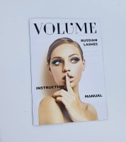 Volume Russian Lashes Instruction Manual