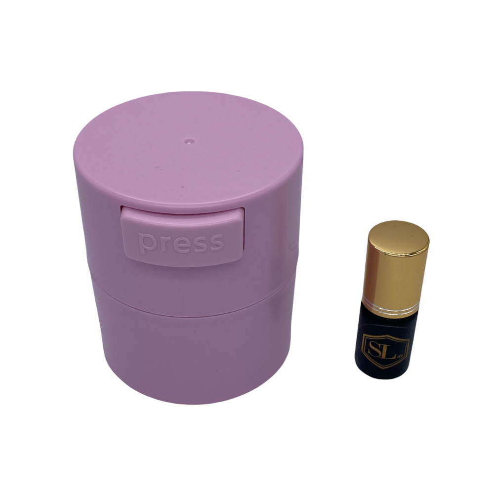 Vacuum Lash Adhesive Container