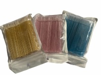 Glitter Microbrushes Pack of 100