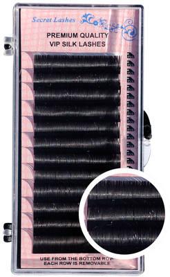 L curl eyelash extensions 0.15mm
