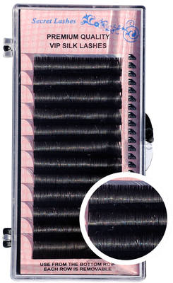 L curl eyelash extensions 0.20mm