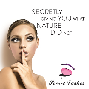 Image result for secret lashes
