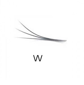 W-Lash Tray (3D) Volume Fans J-CURL