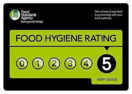 five star food hygiene