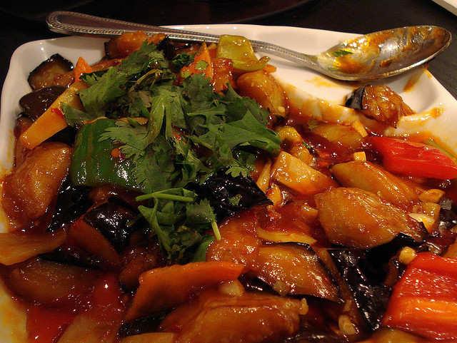 Chinese takeaway full menu