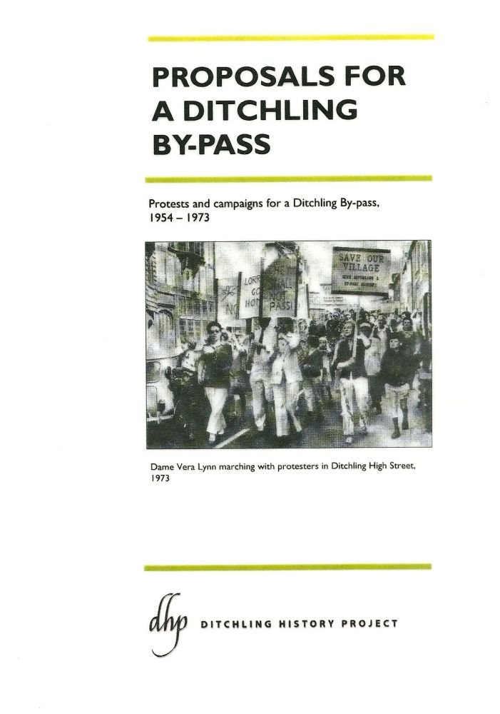 Proposals for a Ditchling By-pass