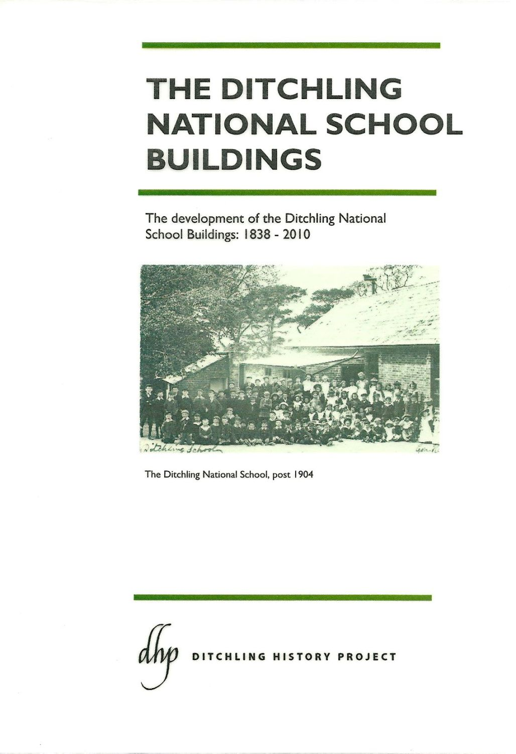 The Ditchling National School Buildings