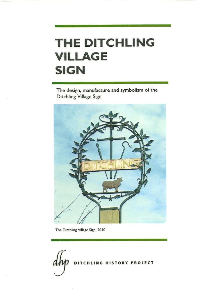 The Ditchling Village Sign