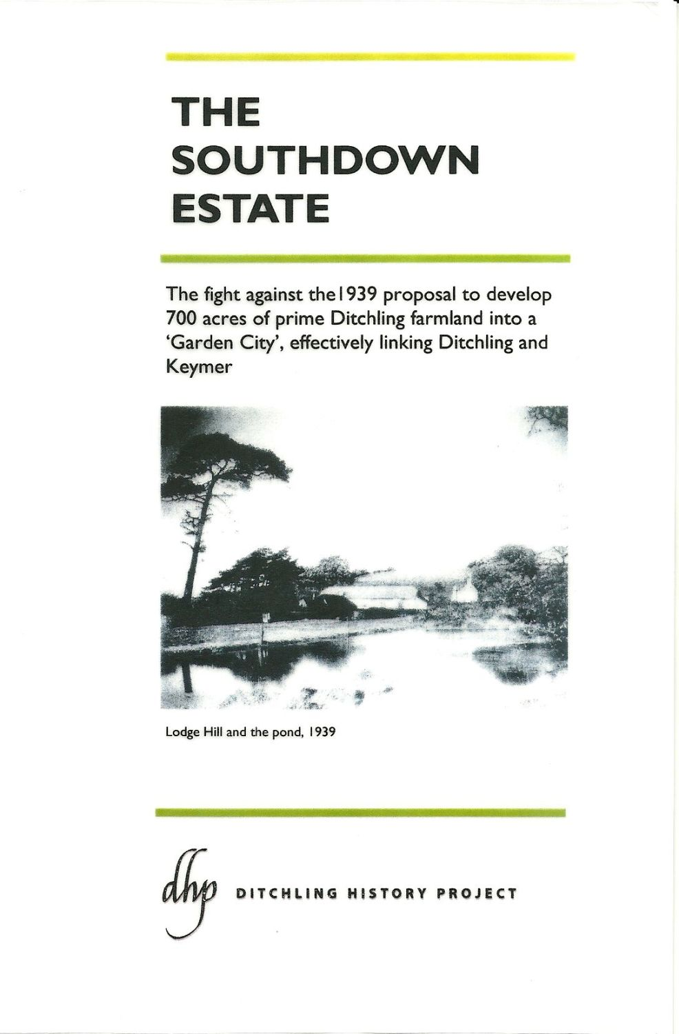 The fight against the Southdown Estate