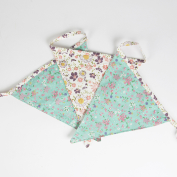 Floral Summerfield Bunting from Sass and Belle