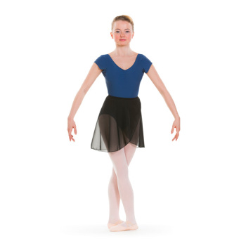 ABD Indigo Cap Sleeved Leotard for Grades 5-8 and Majors