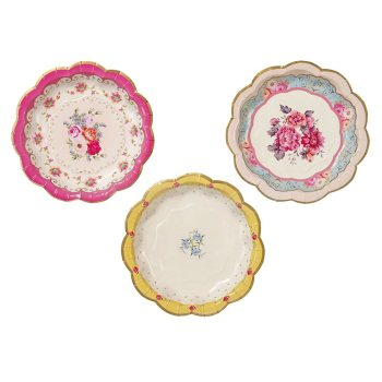 Truly Scrumptious Party Paper Plates - Small