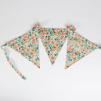 Meadow Floral Fabric Bunting