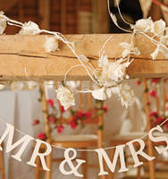 Floral Garlands and Venue Decoration