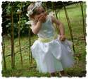Daisy Flower Fairy Dress