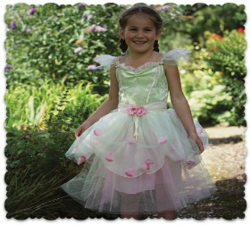 Apple Blossom Fairy Dress