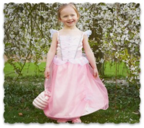 Candy Cloud Princess Dress
