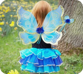 Turquiose Sparkle Fairy Set