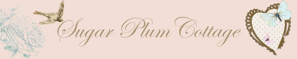 Sugar Plum Cottage, site logo.