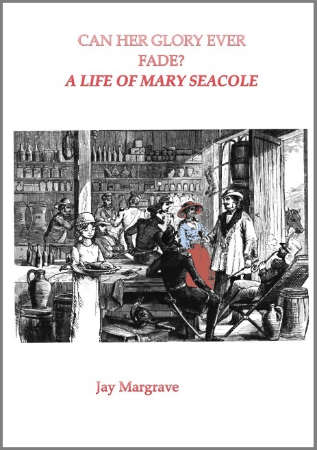 M Seacole front cover framed