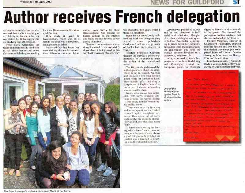French Visit