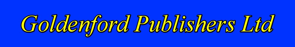 Goldenford Publishers, site logo.