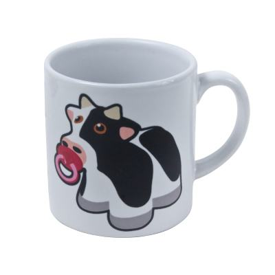 Born in Milton Keynes Mug, Pink - 150ml