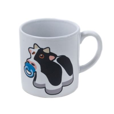 Born in Milton Keynes Mug, Blue - 150ml