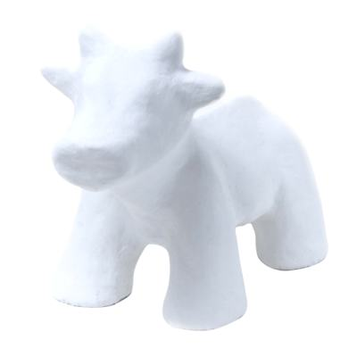 Mini Concrete Cow, Medium, Unpainted