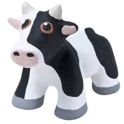 Mini Concrete Cow, Medium, Standard