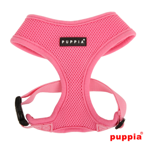 Puppia Mesh Harness Pink