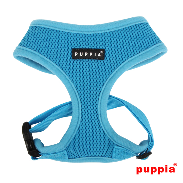 Puppia Mesh Harness Turquoise