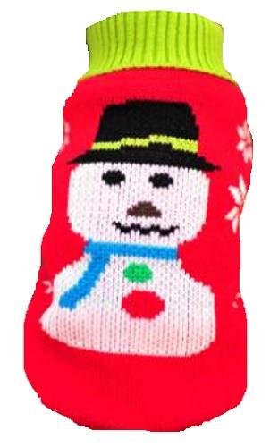 Large Snowman sweater